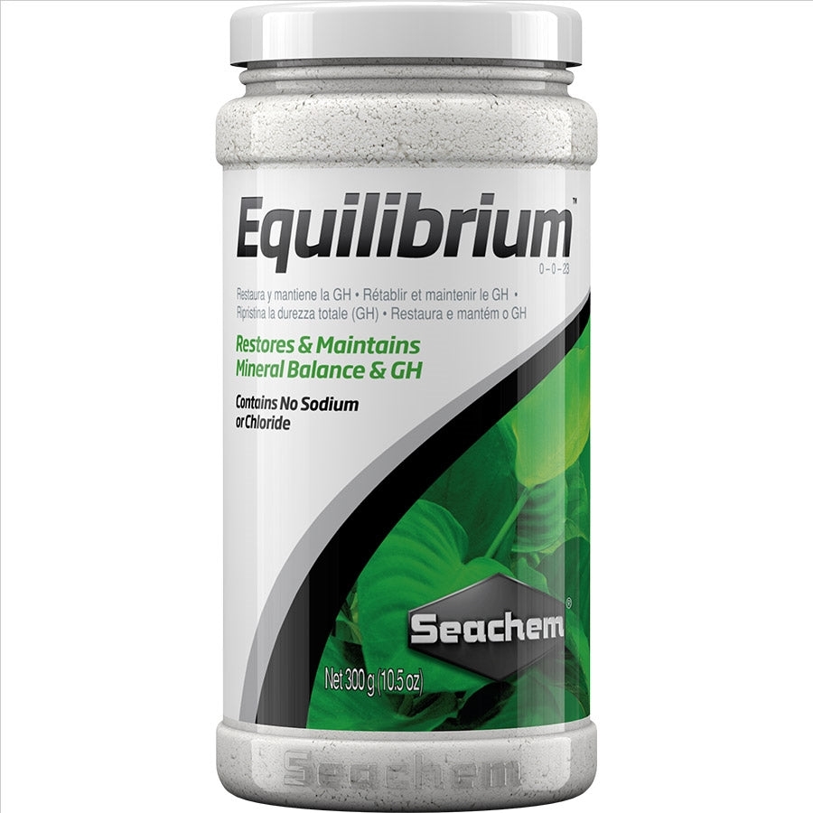 Seachem Equilibrium 300g Water Remineraliser