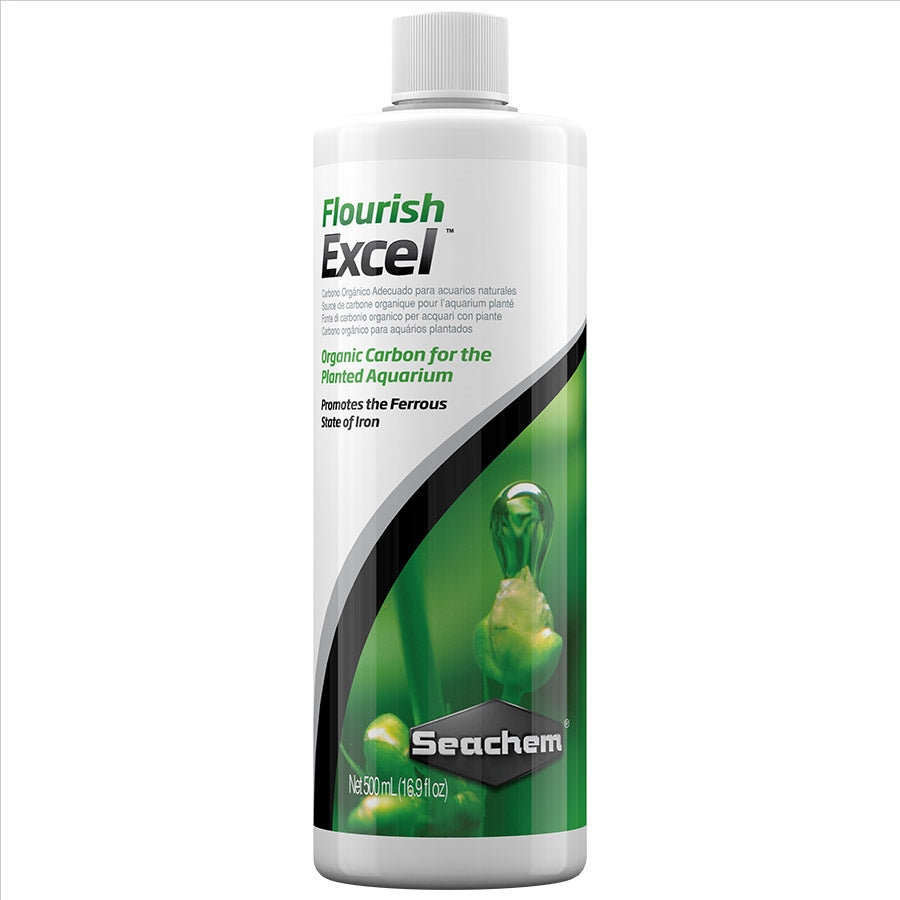 Seachem Flourish Excel 500ml Plant Fertiliser
