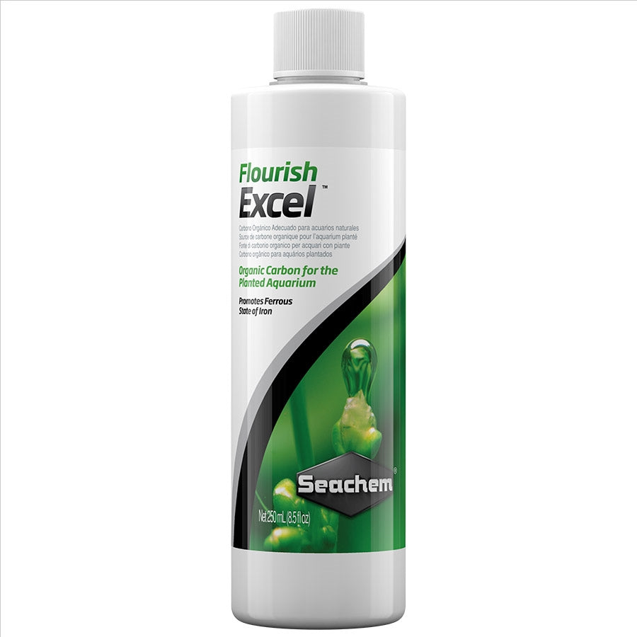 Seachem Flourish Excel 250ml Plant Fertiliser
