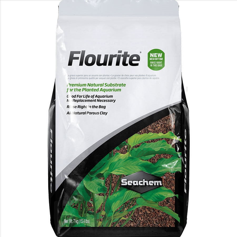 Seachem Flourite 7kg Substrate - Normal