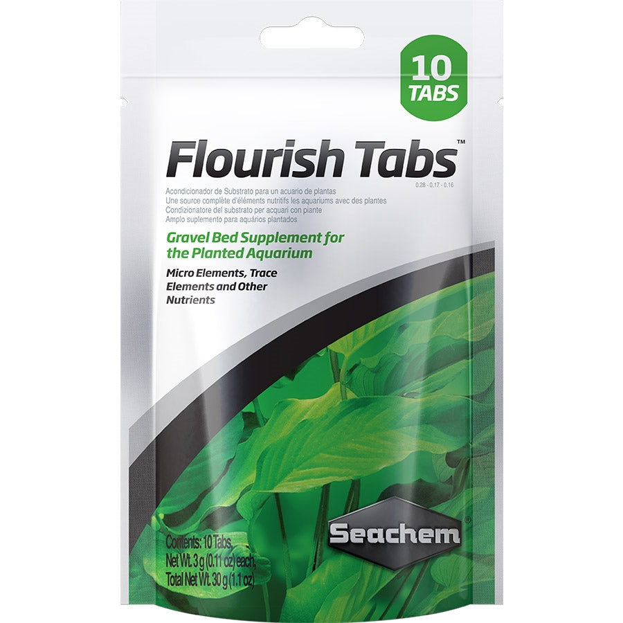 Seachem Flourish 10 Pack Root Tabs