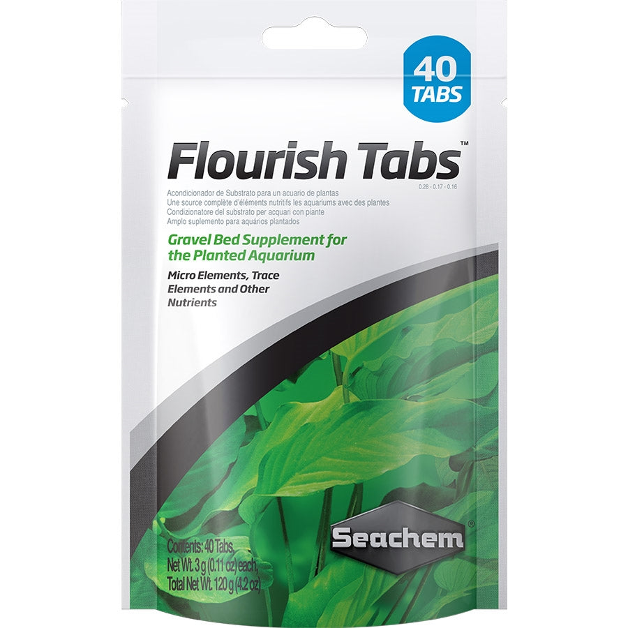 Seachem Flourish 40 Pack Root Tabs