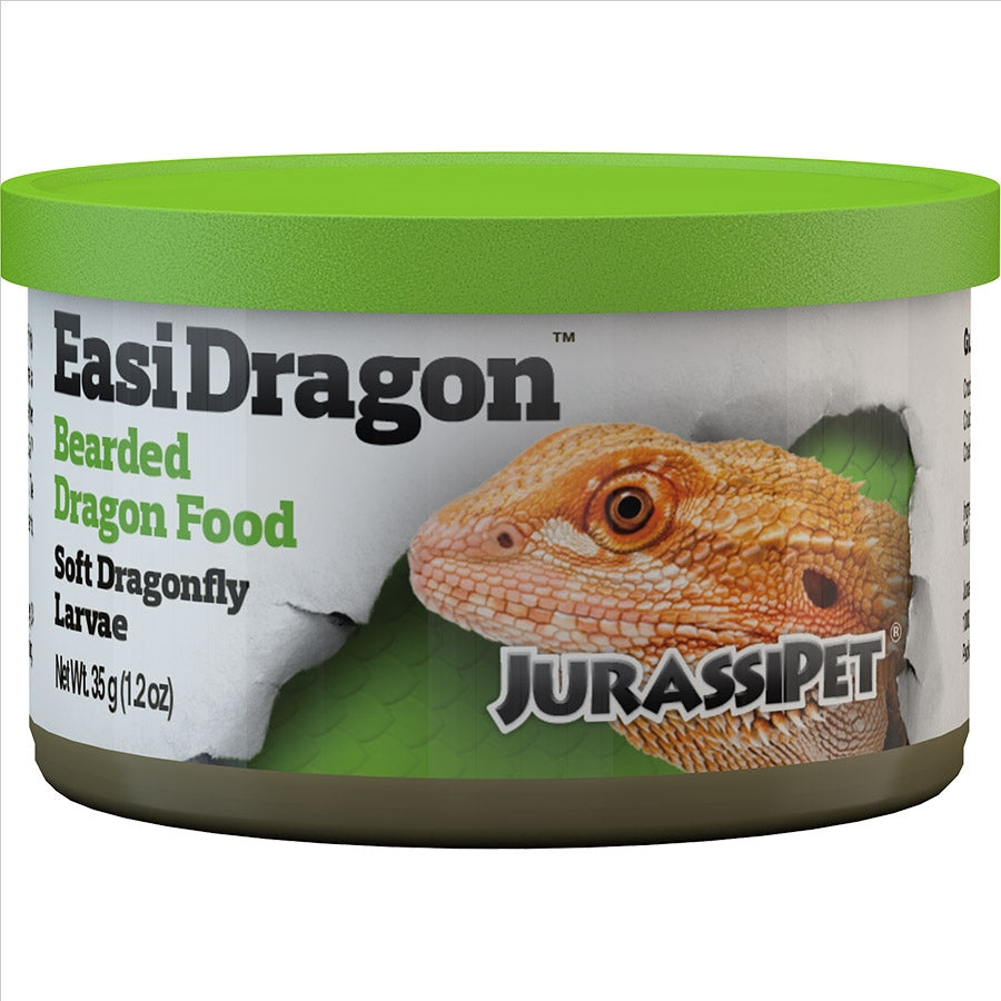 JurassiDiet EasiDragon Soft Dragonfly Lavae 35g. By Seachem