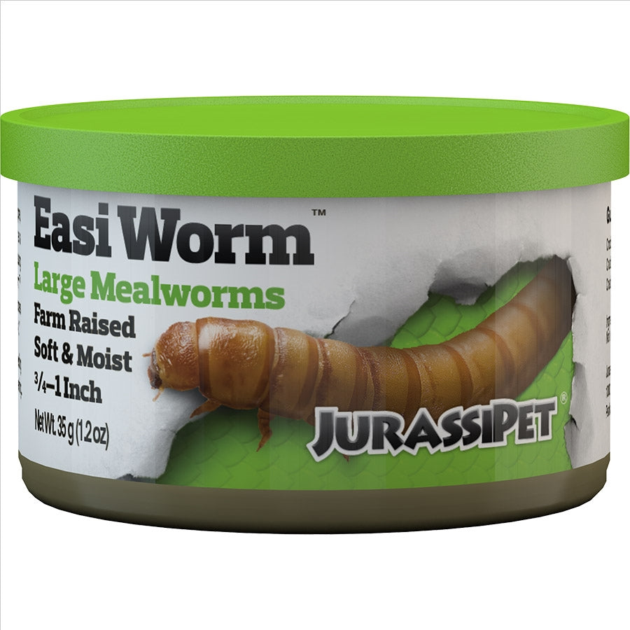 JurassiDiet EasiWorm Large 35g. By Seachem