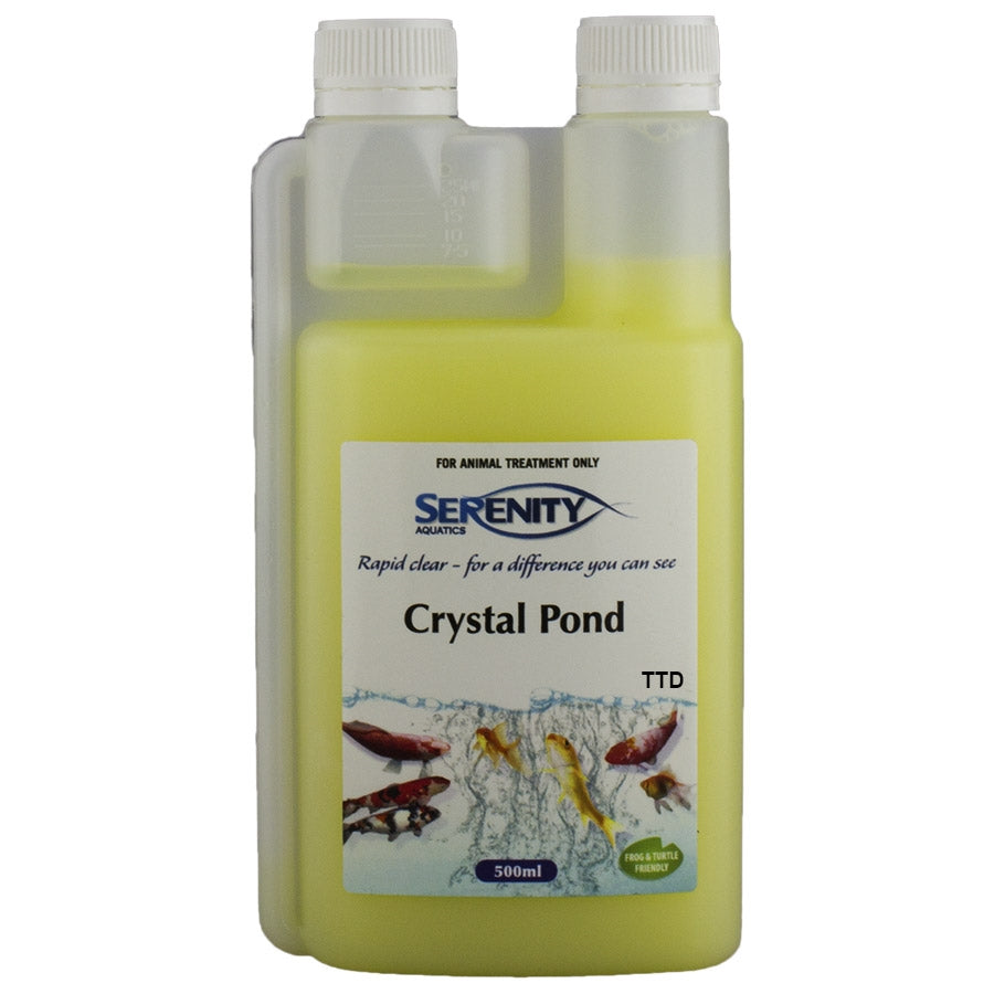 Serenity 500ml Crystal Pond Liquid