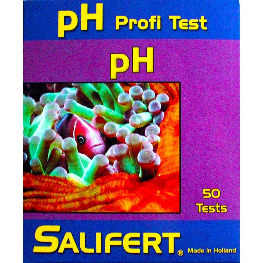 Salifert pH Profi Test Kit Exp06/20