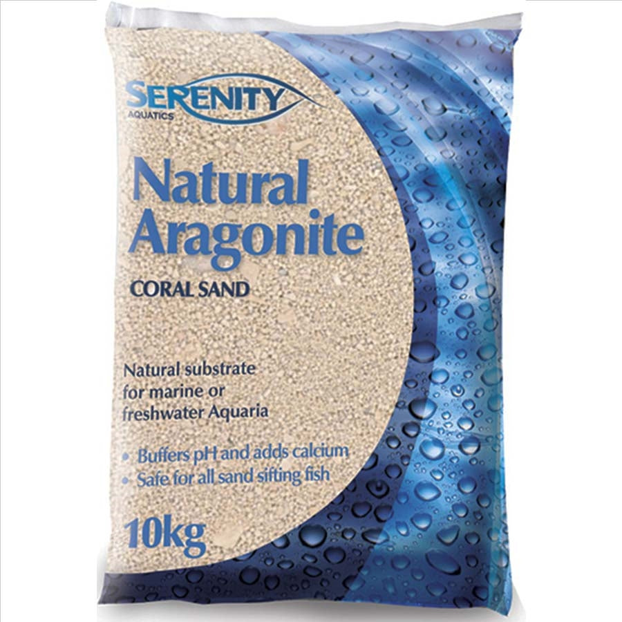 Serenity Coral Sand 1-2mm 10kg - In Store Pick Up Only