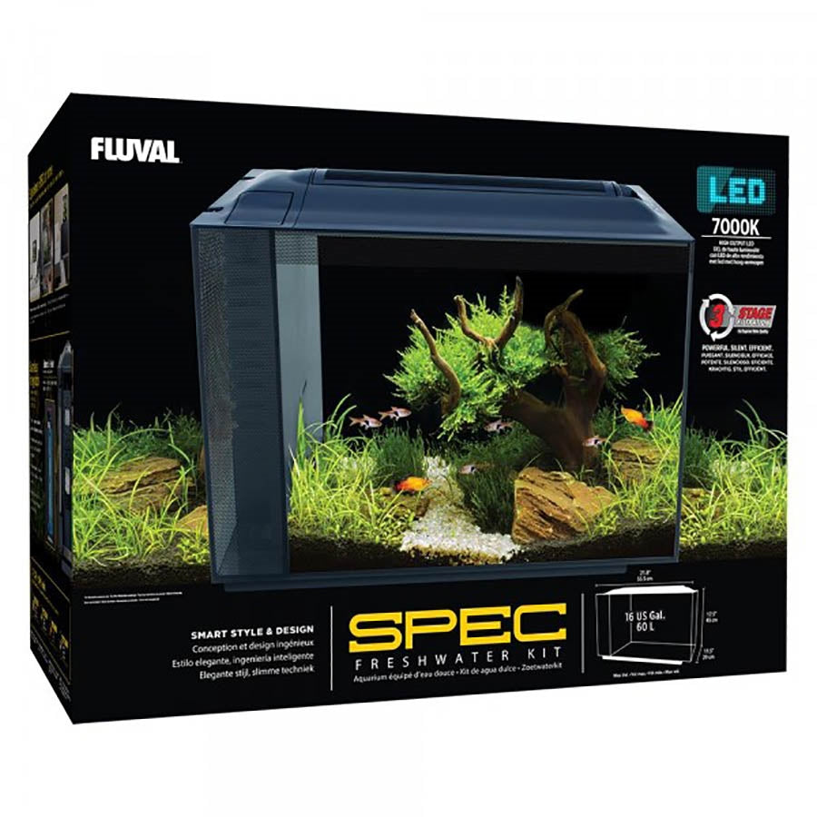 Fluval Spec XV 60L Aquarium Kit