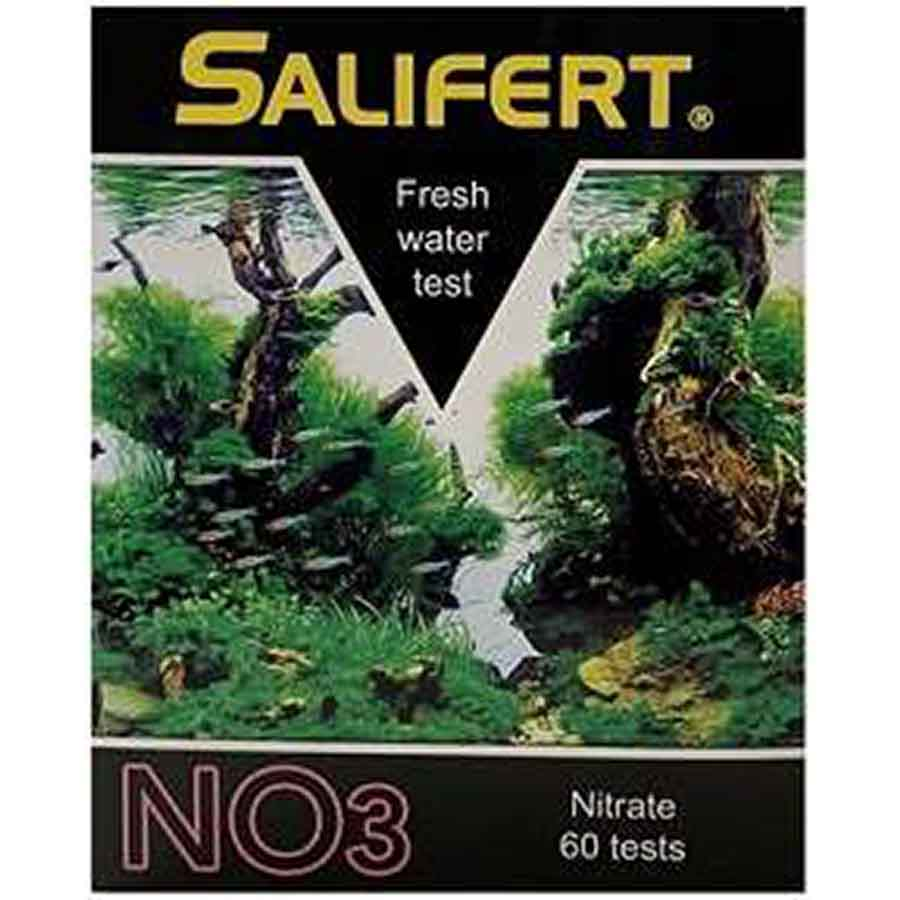 Salifert Freshwater Nitrate NO3 Test Kit - For Freshwater Tanks