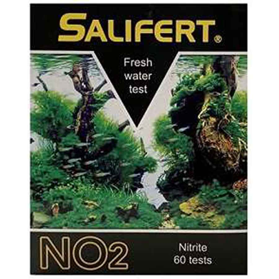 Salifert Freshwater Nitrite NO2 Test Kit - For Freshwater Tanks