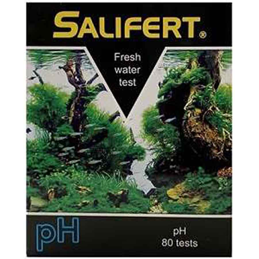 Salifert Freshwater pH Test Kit - For Freshwater Tanks