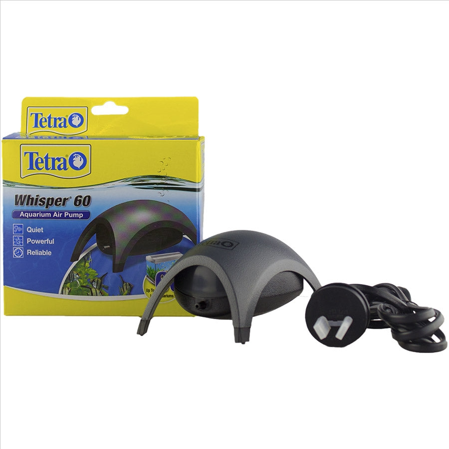Tetra Whisper 60 Aquarium Air Pump