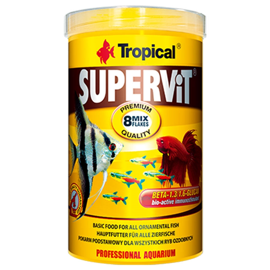 Tropical Supervit 250ml - 50g - Flake Food