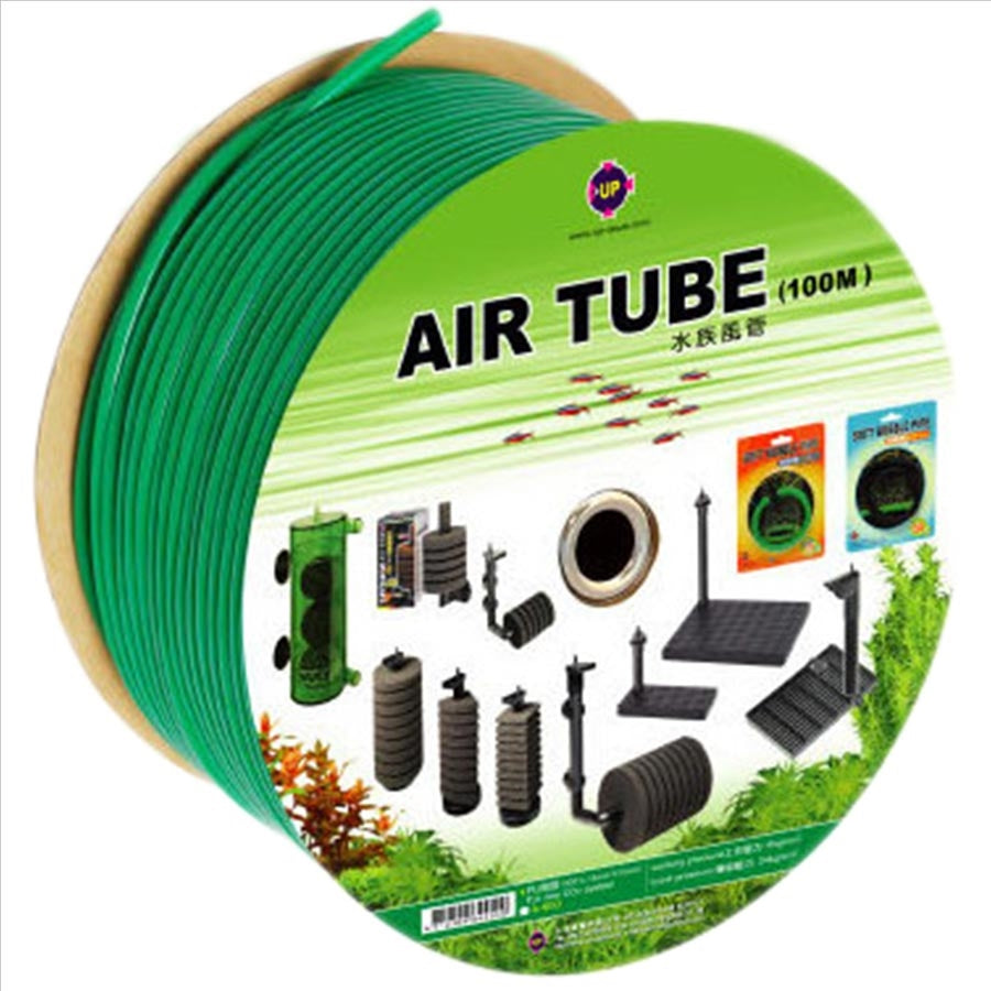 1m CO2 PU Tubing 4mm (buy by the meter)