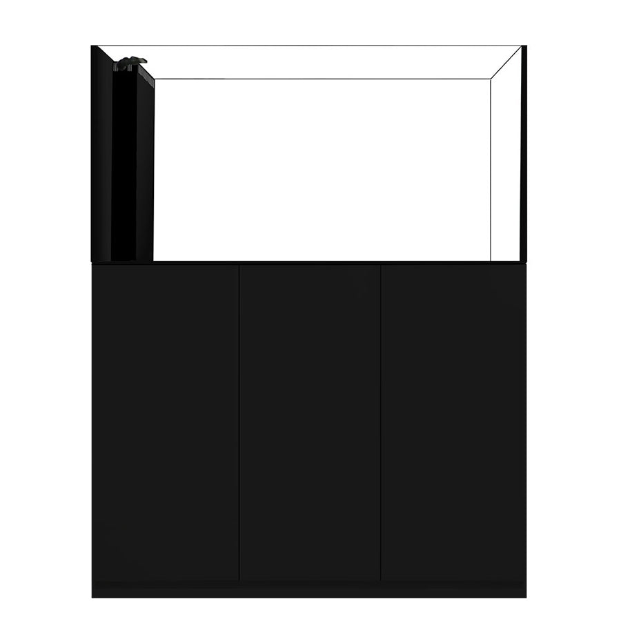 Waterbox Crystal Peninsula 6026 Black  (5ft 704 Litres) - In Store Pick Up