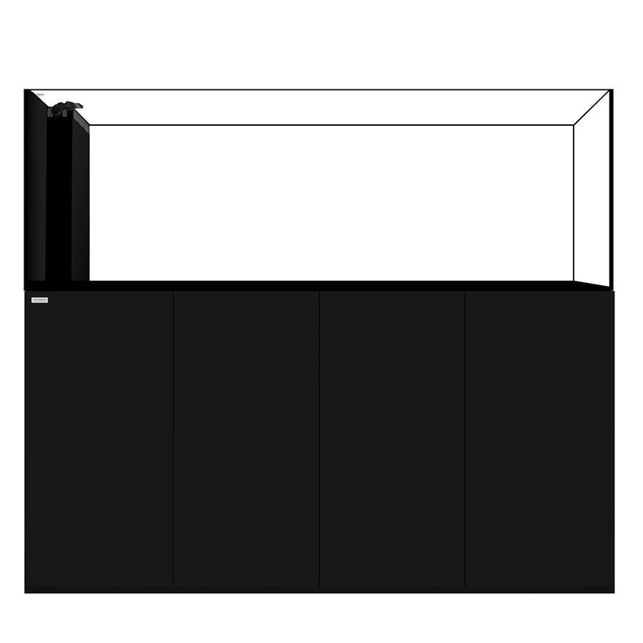 Waterbox Crystal Peninsula 7226 Black  (6ft 863 Litres) - In Store Pick Up
