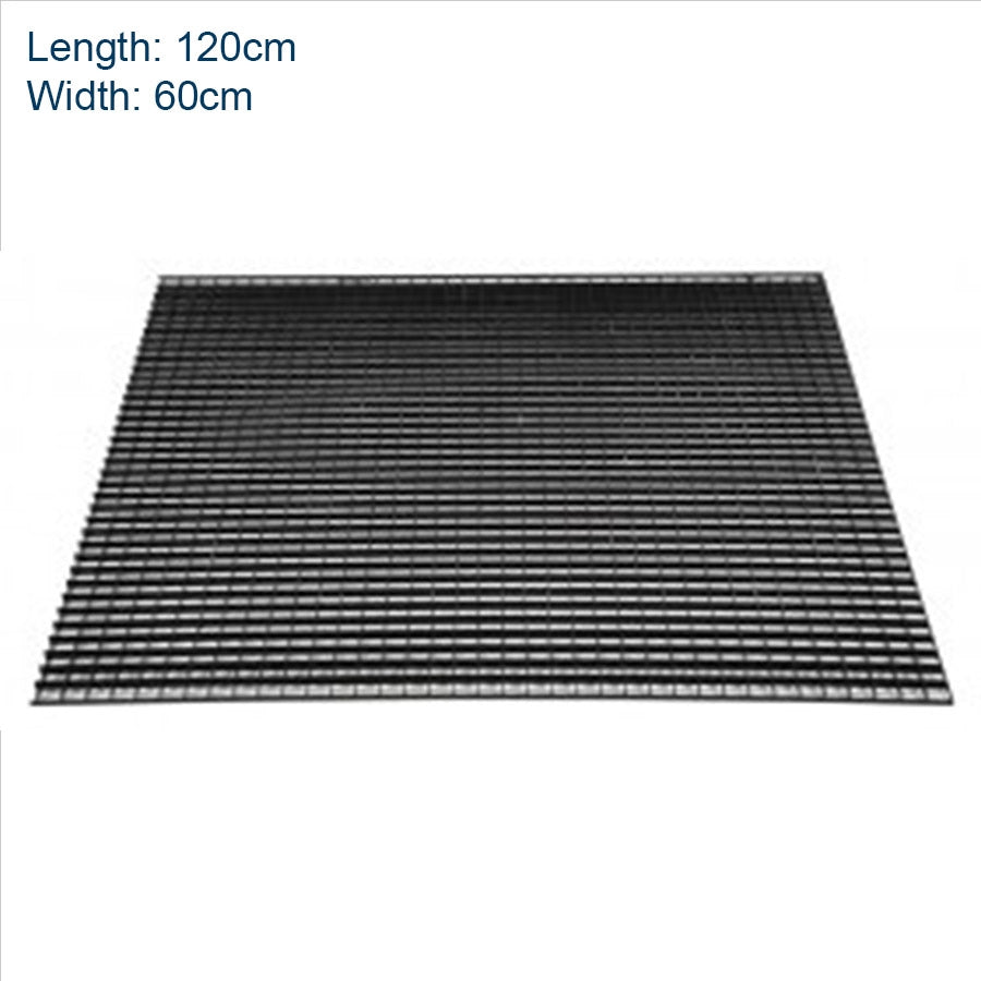 Eggcrate - Black 1213 x 603 x 12.7mm (In Store Pick Up Only)