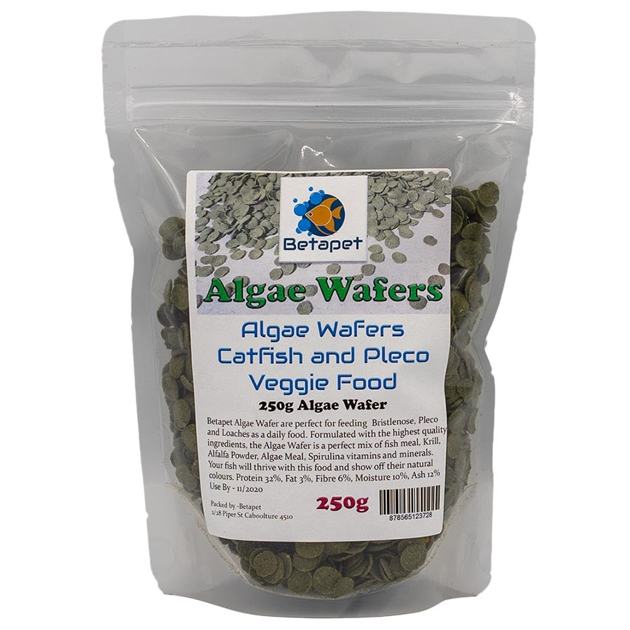 Betapet 250g Algae Wafer Fish Food