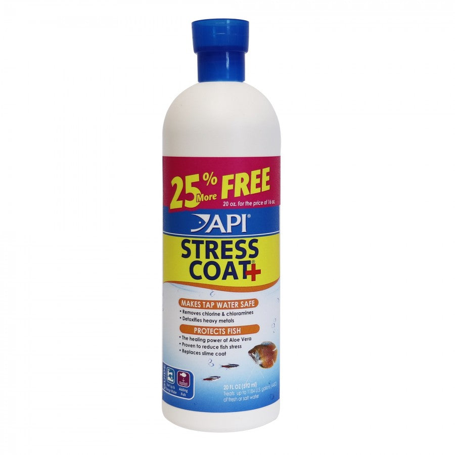 API Stress Coat Measure Cap Pack 592ml