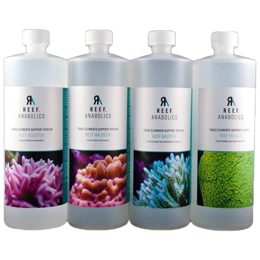 Reef Anabolics Trace Elements Support System 500ml