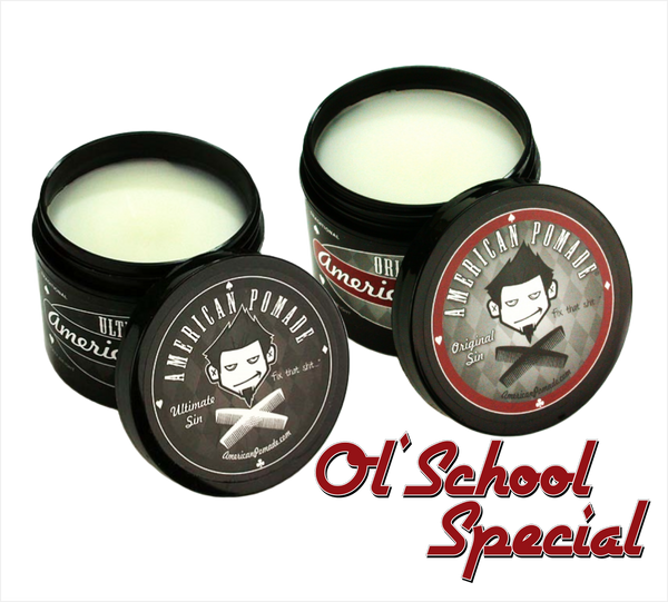 American Pomade Ol' School Special