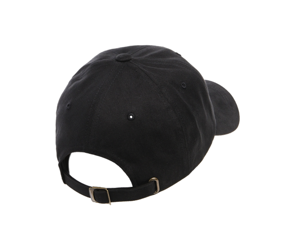 American Pomade Girl Hat · Curved Bill Strapback / Dad · Black