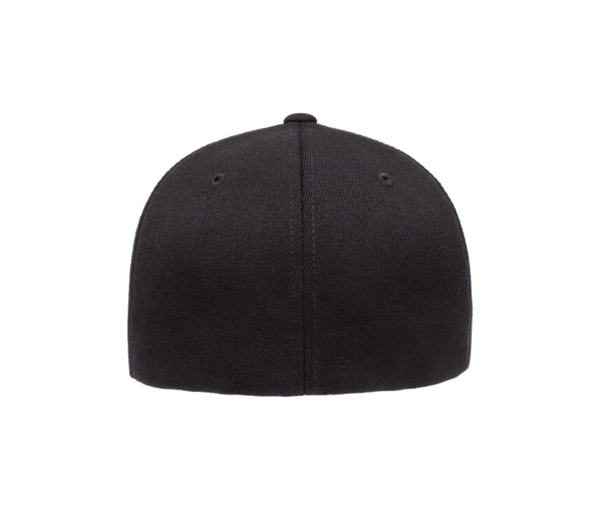 American Pomade Hat · Curved Bill Fitted · Black