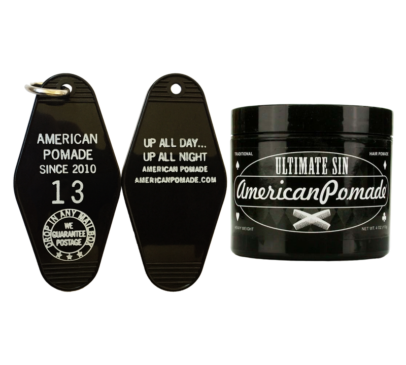 American Pomade Tag Deal