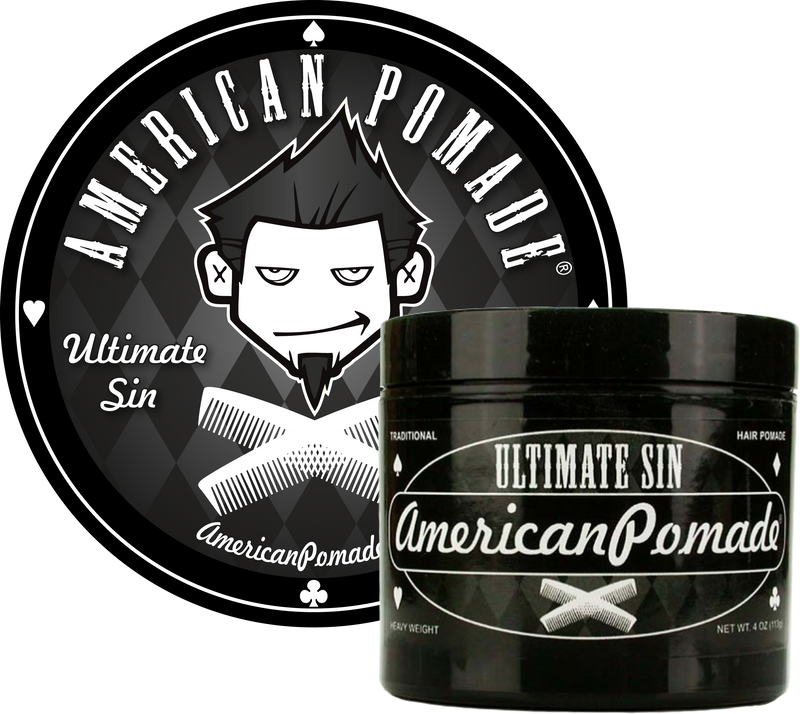 American Pomade Ultimate Sin