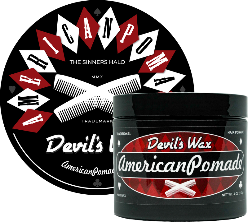 American Pomade Devil's Wax