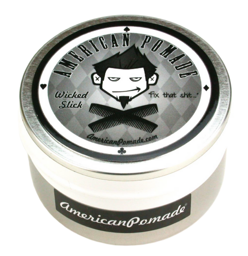 American Pomade Wicked Slick (tin)