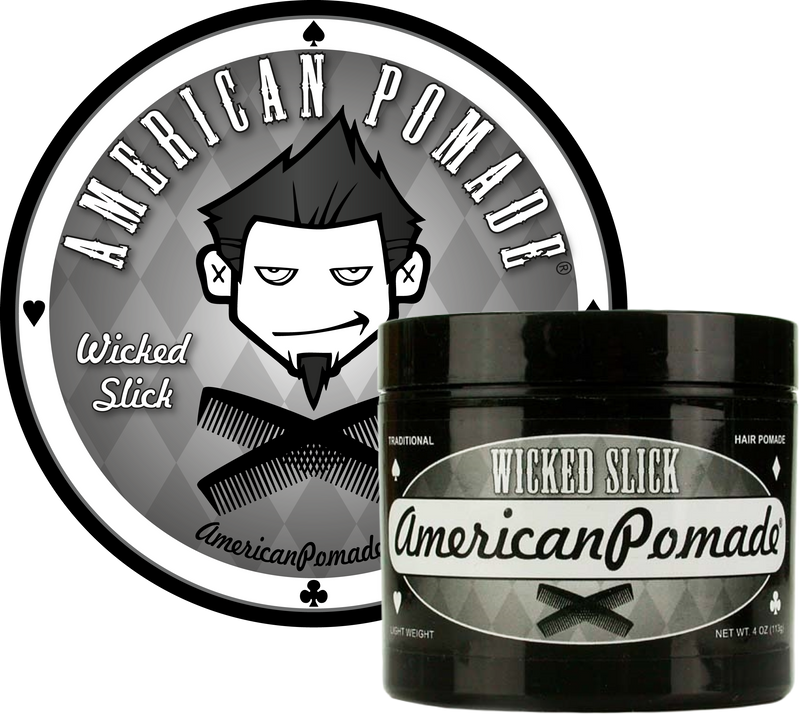 American Pomade Wicked Slick (wholesale) 4 jars