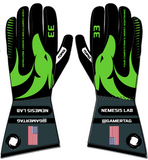 Nemesis Lab Team Sim Racing Gloves
