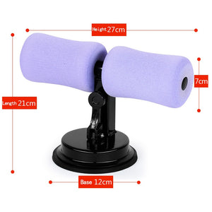 Self-Suction Sit Up Bar