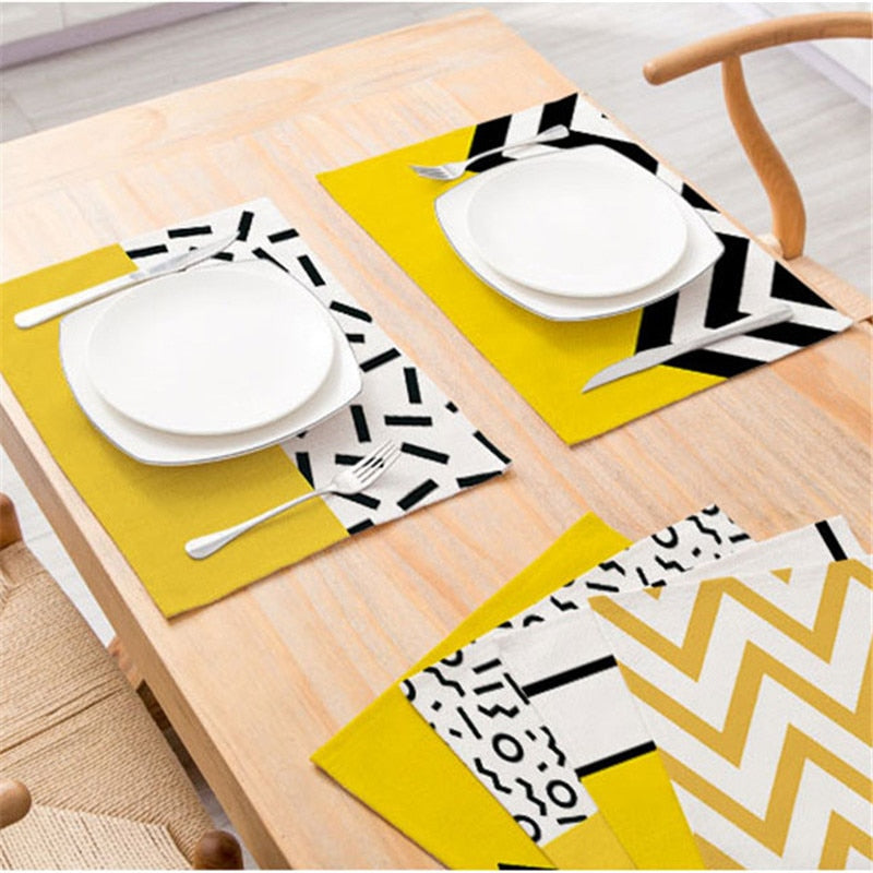 Creative Dining Table Mat