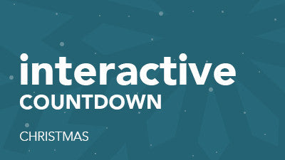 Interactive Countdown - Christmas