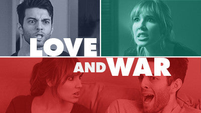 Love & War: Fight for your marriage, not in it.