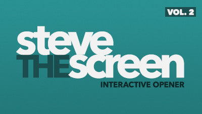 Steve the Screen - Volume 2