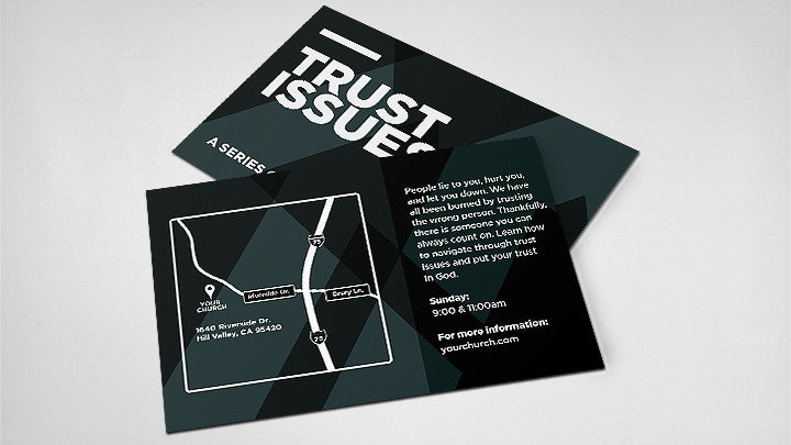 Series Pack - Trust Issues – Creative Sheep