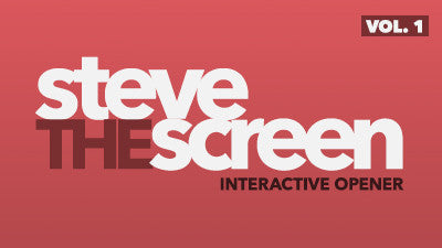 Steve the Screen - Volume 1