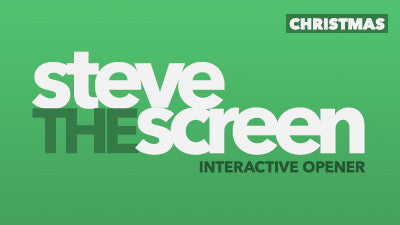 Steve the Screen - Christmas