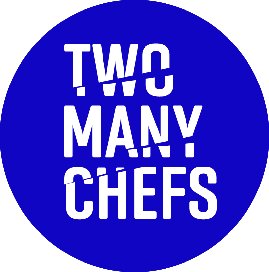 @twomanychefs