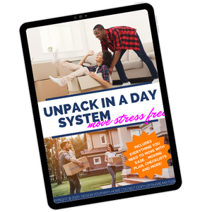 Unpack In A Day System