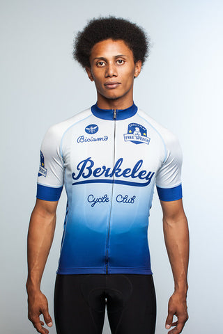 Berkeley Cycling Jersey