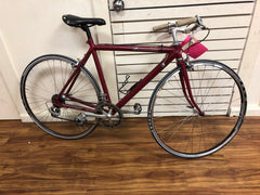 Used 49cm Cannondale road bike