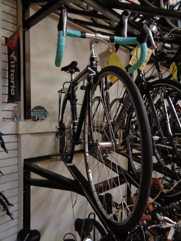 Used Trek 1100 black 50cm Road Bike