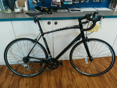 Used Specialized Allez C2 black 58cm Road Bike