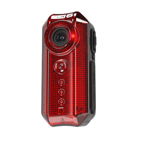Cycliq Fly 6 Tail Light + Camera