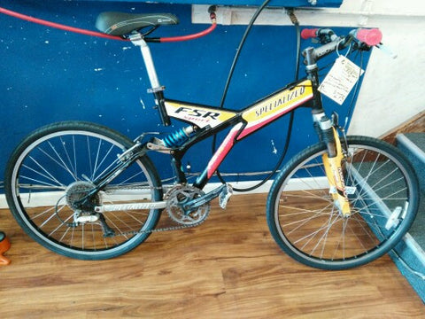 Used Specialized FSR Sport 19""