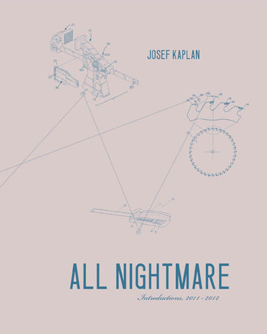 ALL NIGHTMARE INTRODUCTIONS 2011-2012 by Josef Kaplan